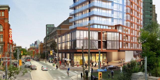 1181 Queen Street West, Toronto, by Skale Developments, Quadrangle Architects