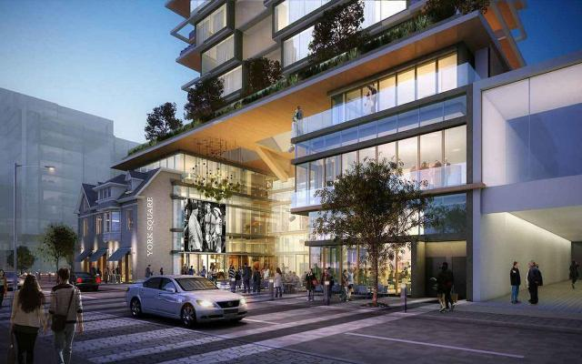 33 Avenue Road, Toronto, by Empire Communities, Greybrook Capital, Zeidler
