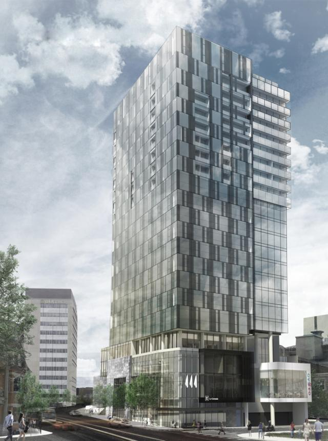 ArtHaus Residences at Arts Court, Ottawa, by DevMcGill