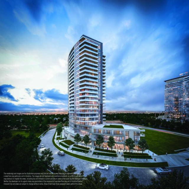 Fifth on the Park, by ELAD Canada, North York