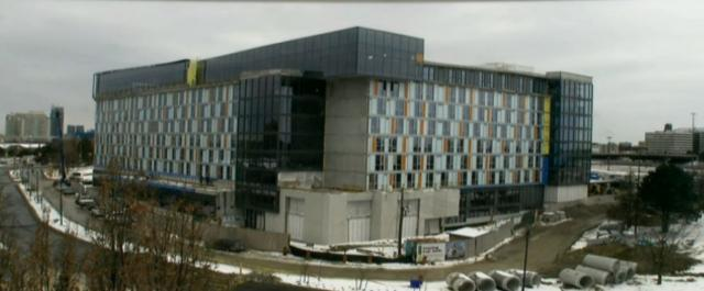 Centennial College Residence and Culinary Arts Centre, Scarborough