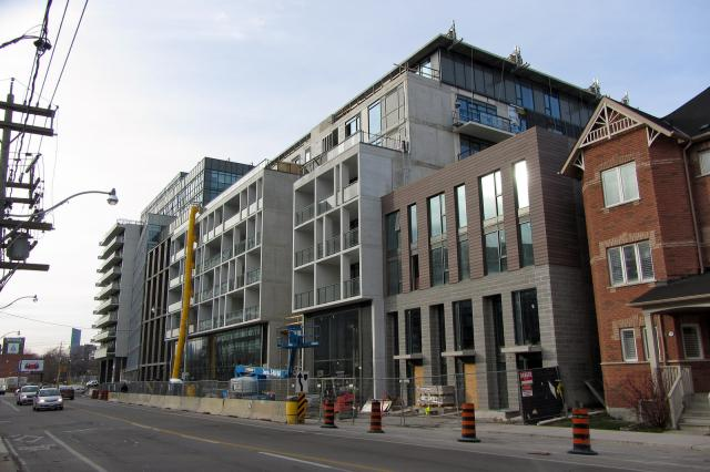 The Taylor, Streetcar Developments, TACT Architects, Toronto
