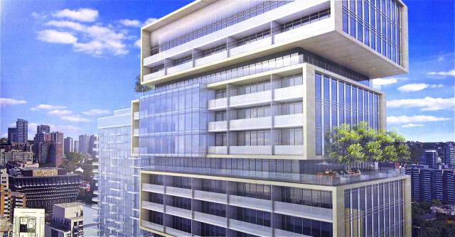 88 Queen East, St. Thomas Developments, Page+Steele/IBI Group, Toronto