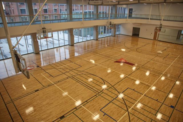 Cooper Koo Family YMCA, Canary District, DundeeKilmer, KPMB Architects, Toronto