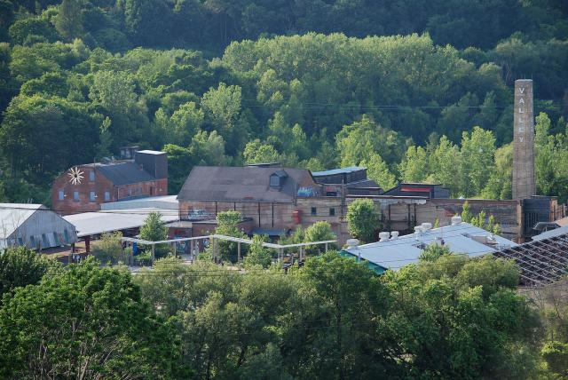 The Evergreen Brick Works, image by Marcus Mitanis