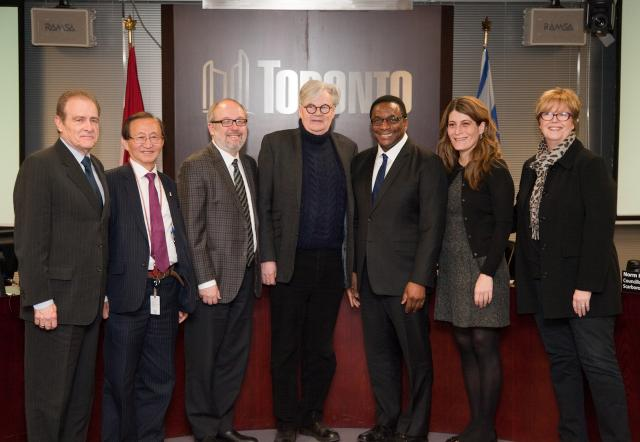 Toronto, Photo Laureate, Economic Development Committee