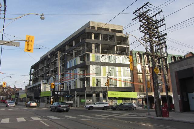 Beach Hill Residences, Carlyle Communities, RAW Design, Toronto
