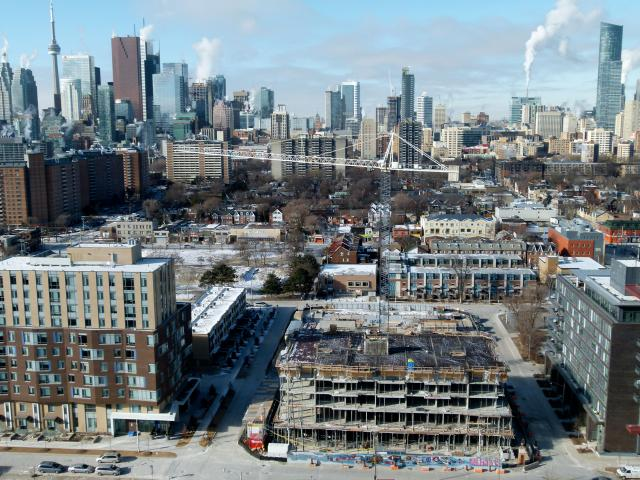 checking in on regent park revitalization progress urban. Black Bedroom Furniture Sets. Home Design Ideas