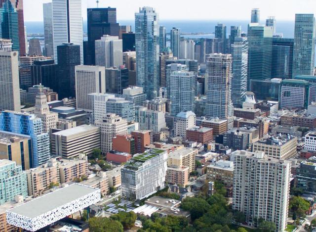 Form Condos, Toronto by Tridel, architectsAlliance