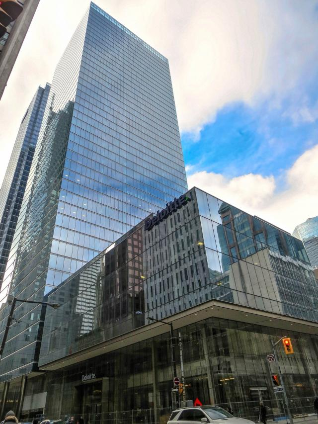 Bay Adelaide East, KPMB Architects, Brookfield Properties, Adamson, Toronto