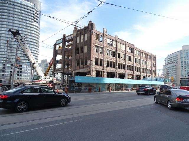 West Block, LakeShore, Loblaws, Choice, Wittington, architectsAlliance, Toronto