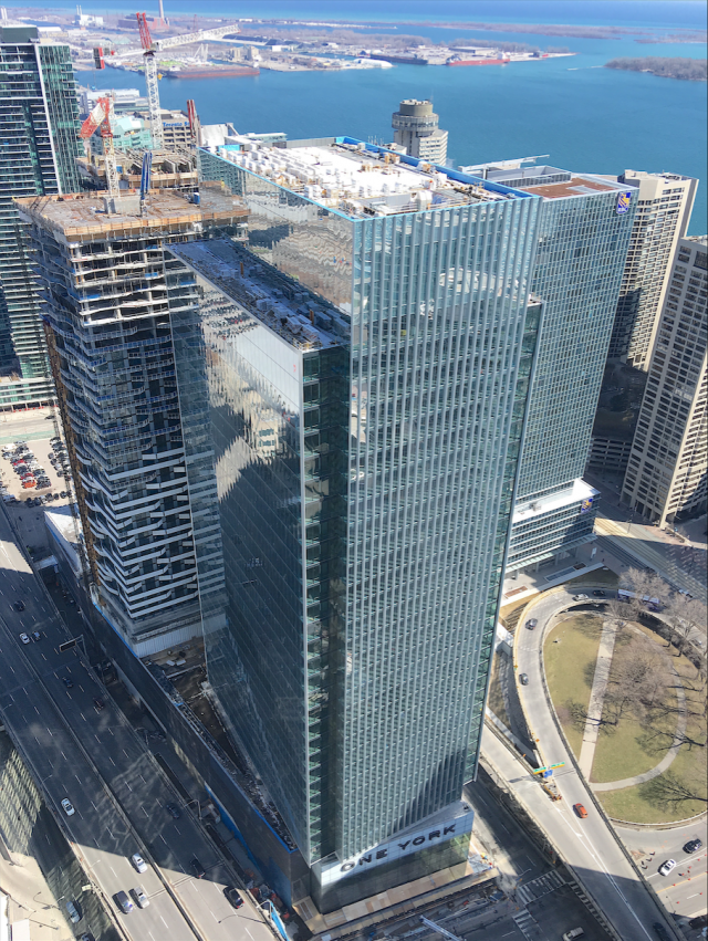 Sun Life, Harbour Plaza, architectsAlliance, Sweeny & Co, HOOPP, Menkes, Toronto