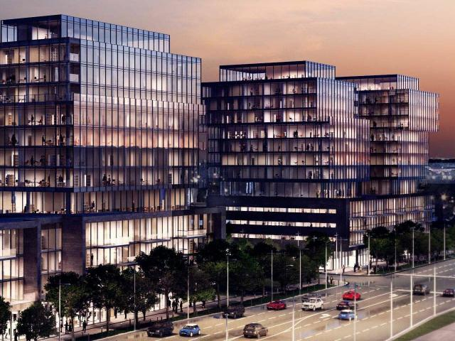1001 The Queensway, Toronto, by RioCan, Core Architects