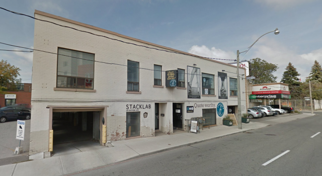 28-32 Eastern Avenue, Google Street View, University Guelph Real Estate URECC