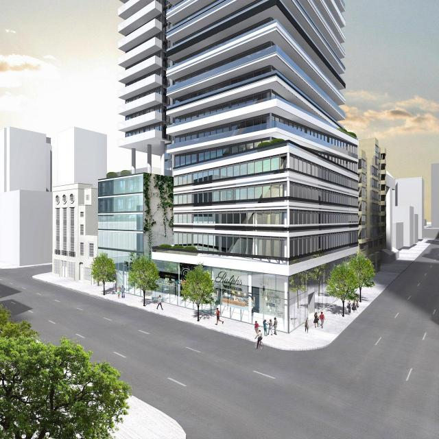 89 Church Street, Toronto, by Cityzen Development Group, architectsAlliance