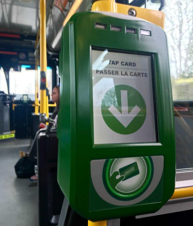 Presto Card Use Expands To First Buses On Ttc More