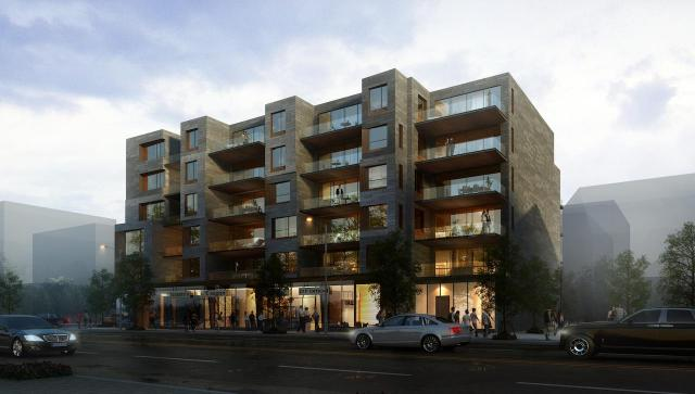 Heartwood the Beach, Toronto, by Fieldgate Homes, Hullmark, Quadrangle