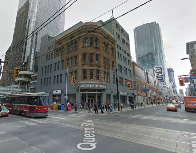 2 Queen West, Toronto, Zeidler Partnership Architects, Cadillac Fairview