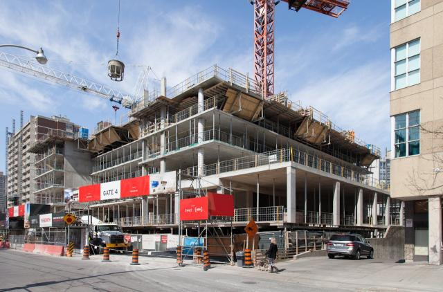 150 and 155 Redpath, Toronto, by Freed, Capital, architectsAlliance