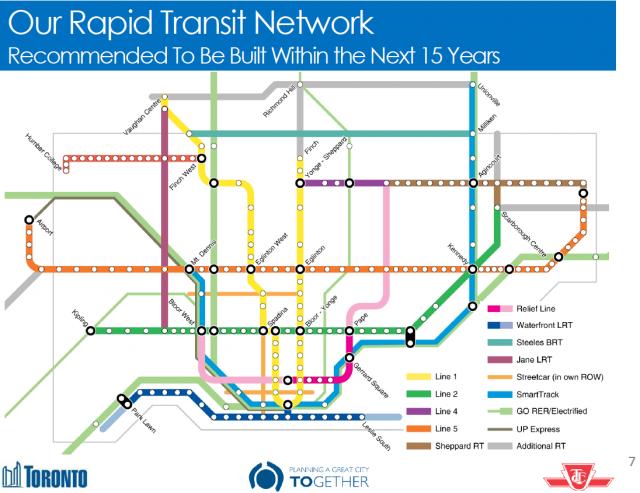 Toronto Subway Map Yonge Line.Province Pledges 55 Million For Yonge Subway Extension Planning