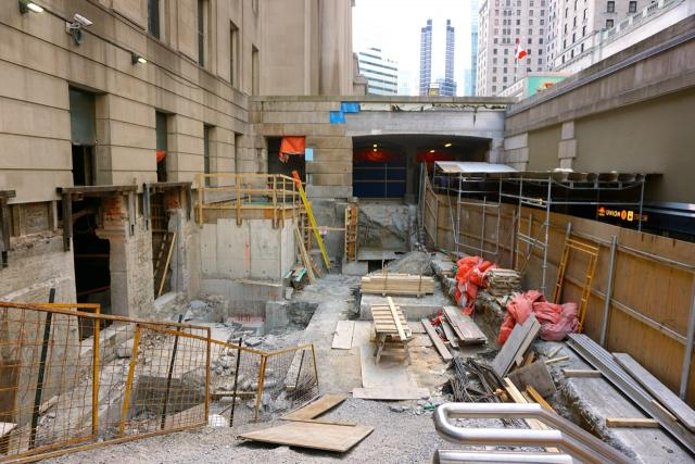 Union Station Revitalization, Toronto, Metrolinx, GO, Osmington Inc.