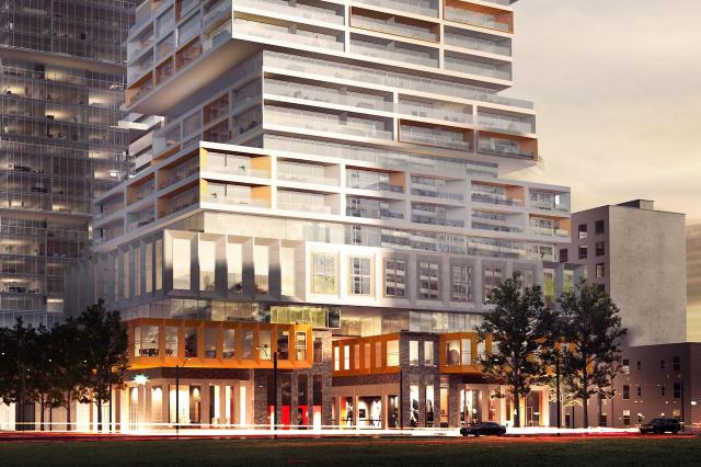 88 Queen Street East, Toronto, by St. Thomas Developments, Page + Steele