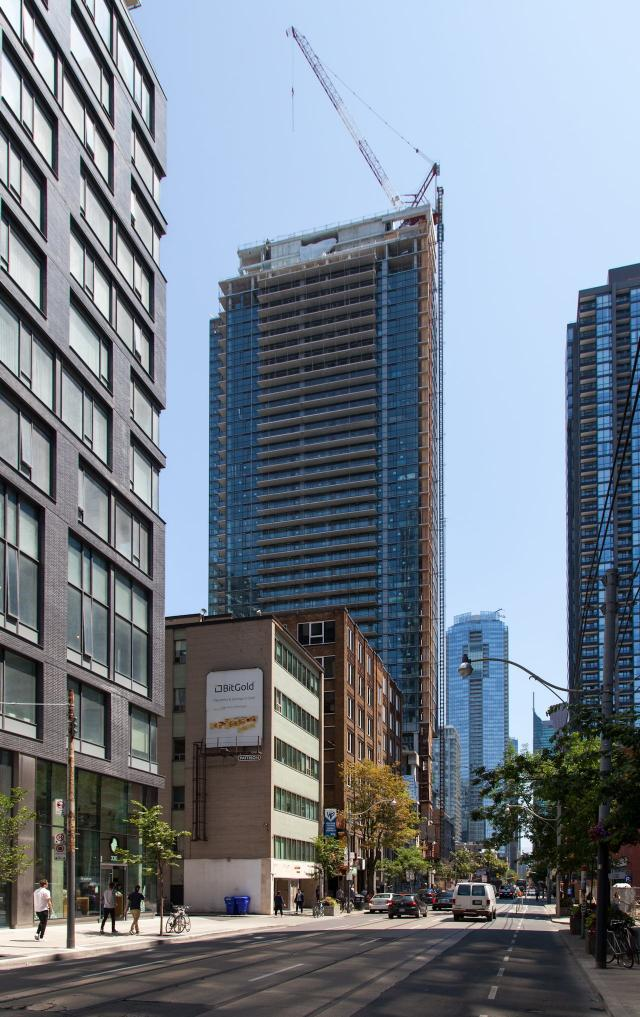 The Bond, Lifetime Developments, Toronto, Core Architects
