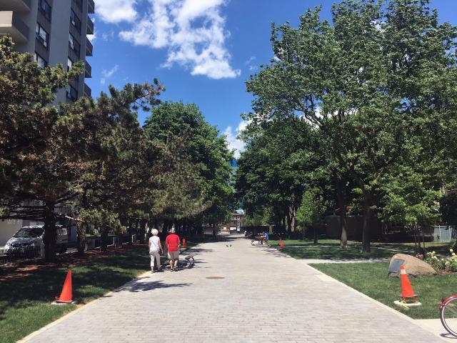 Grange Park Revitalization, Toronto, by City of Toronto, Art Gallery of Ontario