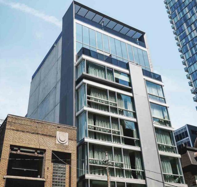 Templar Hotel Toronto For Sale