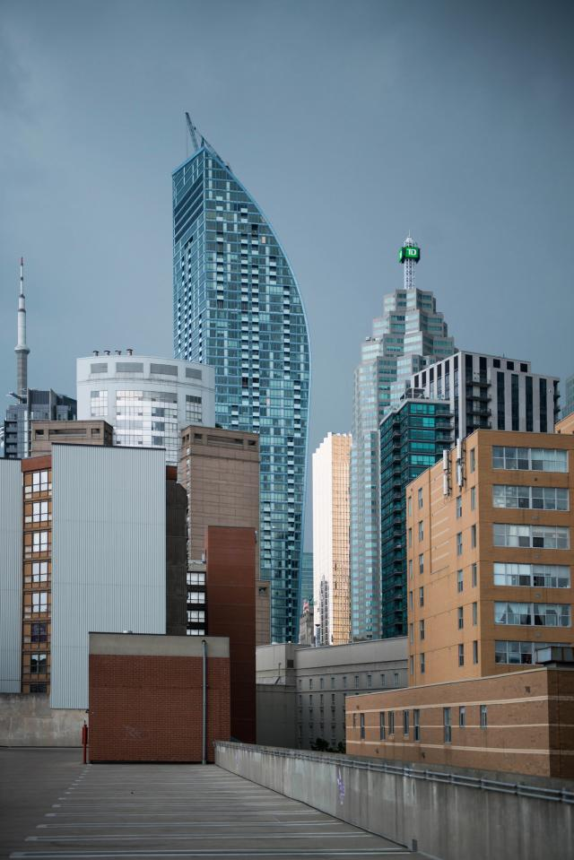 Photo of the Day, Toronto, skyline, L Tower