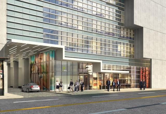 31 Parliament Street, Arquitectonica, Kirkor Architects, Toronto