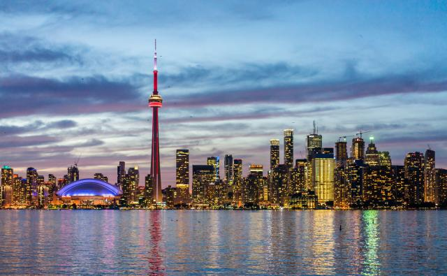 Photo of the Day, Toronto, skyline