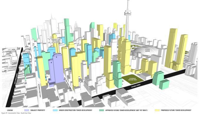 350 Adelaide St West, Toronto, BBB Architects, Graywood Developments