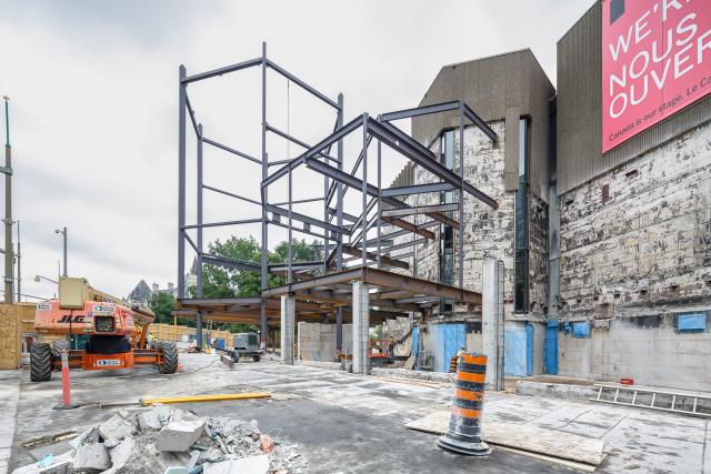 National Arts Centre Rehabilitation, Ottawa, Diamond Schmitt