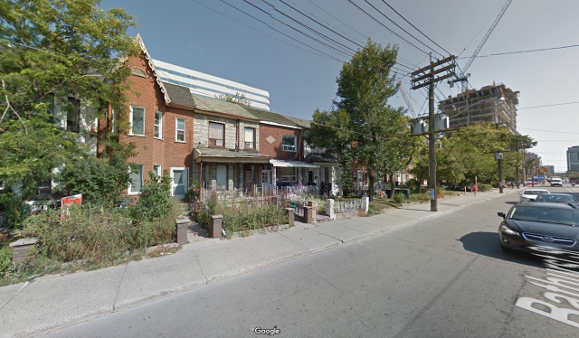 149-157 Bathurst Street, Toronto, RAW Design