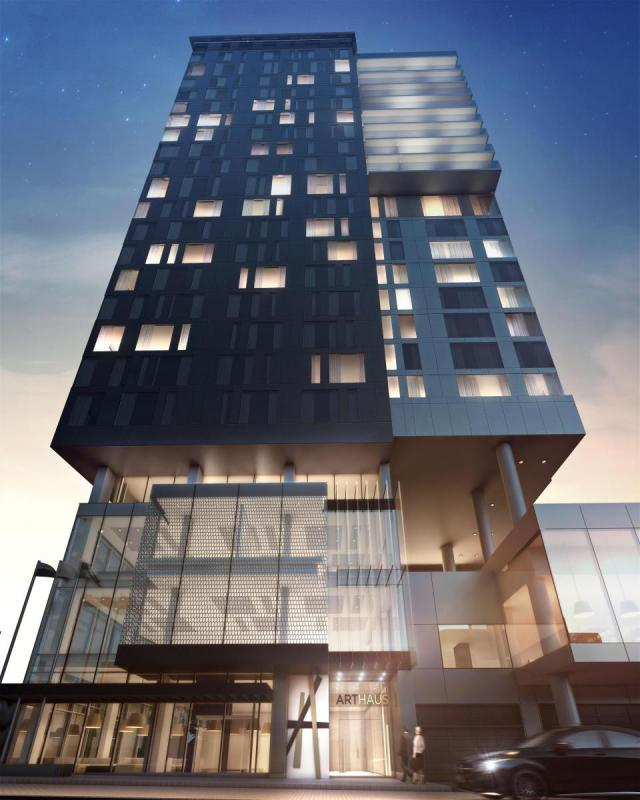 ArtHaus Residences at Arts Court, Ottawa, by DevMcGill, KPMB Architects