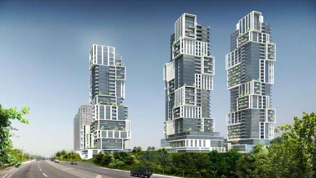 Image result for TRIDEL CONDOS image