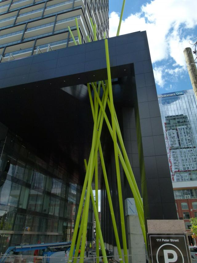 Tableau, Toronto, by Urban Capital, Wallman Architects