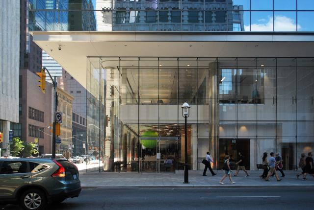 Bay Adelaide Centre East, KPMB, Adamson Associates, Brookfield, Toronto