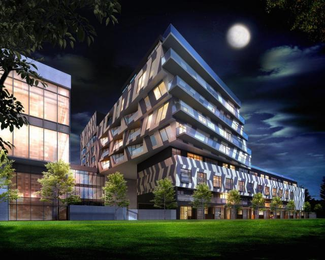 Enigma on the Park, image courtesy of Aragon Properties