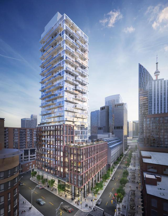 75 On The Esplanade, Toronto, by Harhay, Carterra, architectsAlliance