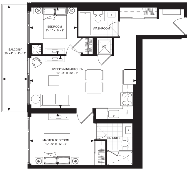Floorplan 2-D at The Met, image courtesy of Plaza/Berkeley