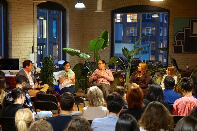 Will Tech Disrupt Public Space?' Event