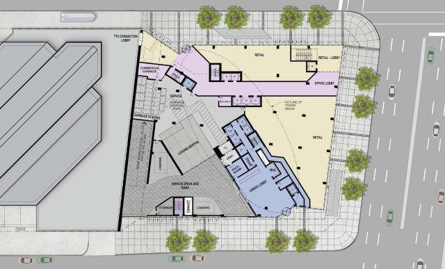4800 Yonge St., Menkes Developments, Turner Fleischer, Arquitectonica