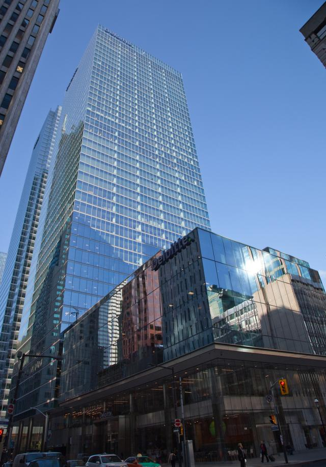 Deloitte, Bay Adelaide Centre East, Brookfield Property Partners