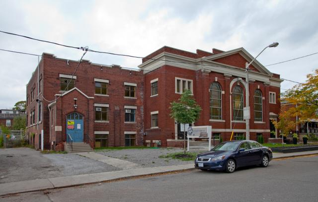 Sunday School Lofts, Grid Developments, George Popper Architect, Toronto