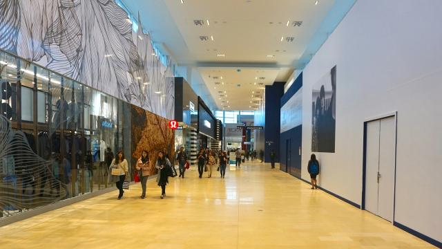 Yorkdale Mall, Toronto, Oxford Properties