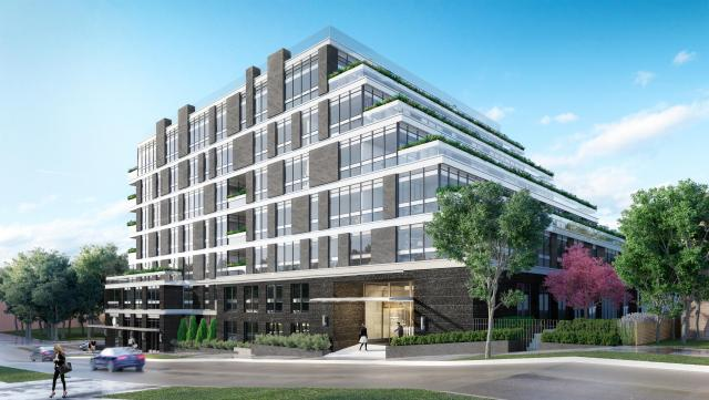 Avenue & Park, Toronto, by Stafford Homes, Page + Steele / IBI Group