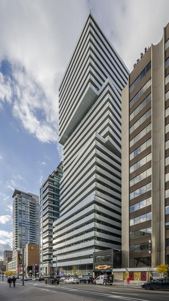 Exhibit Residences, Toronto, Roy Varacalli, Bazis, Plaza, Metropia
