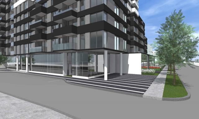25 St. Dennis Drive Condos, Toronto, by SvN Architects, Preston Group